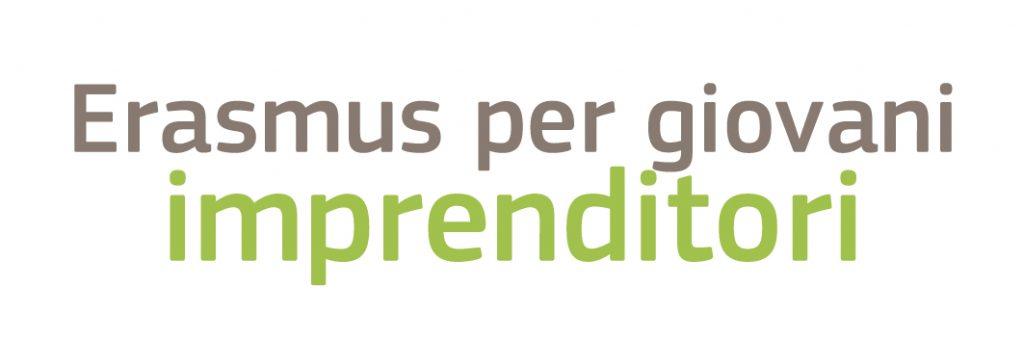 Logo del programma Erasmus per giovani imprenditori