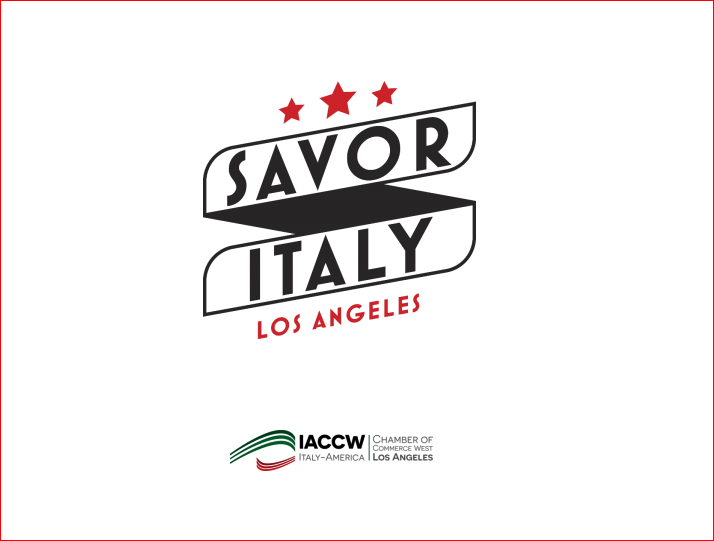 savor italy los angeles